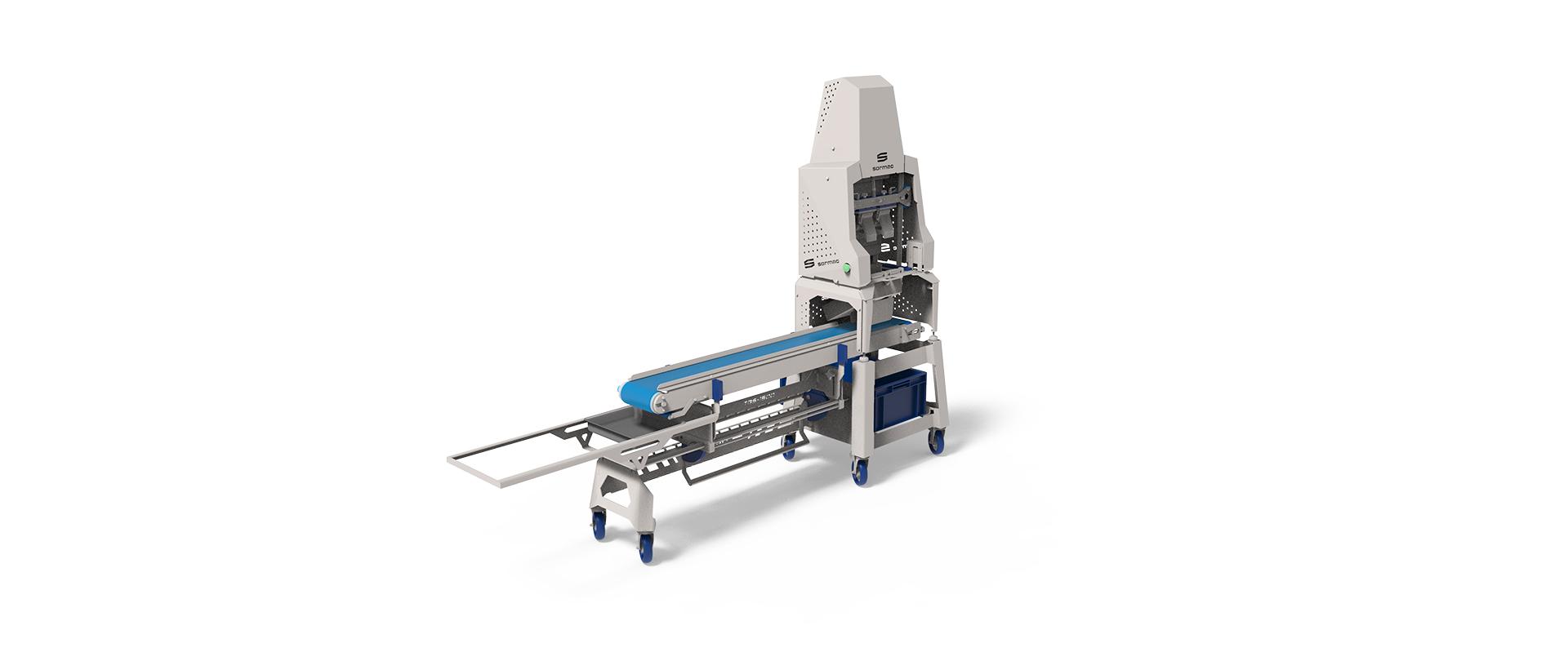 Sormac slice and wedge slicer FS-1500
