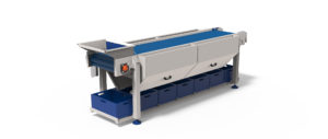 Roller inspection table RLT