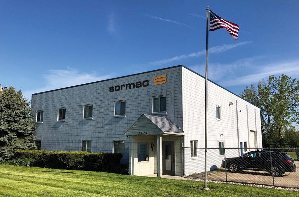 Sormac Inc Ohio Building