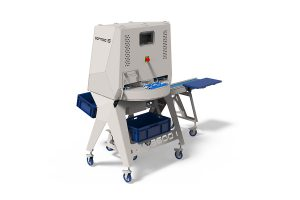 Slice and wedge cutting FS-3600 Sormac Inc.